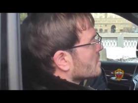 Embedded thumbnail for Задержание подозреваемого в мошенничестве Алексея Красильникова